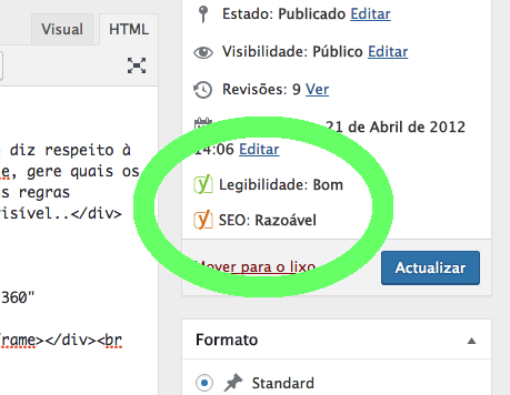 SEO do WordPress