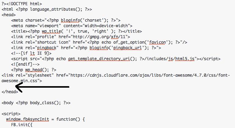 código para redireccionar os mobile users